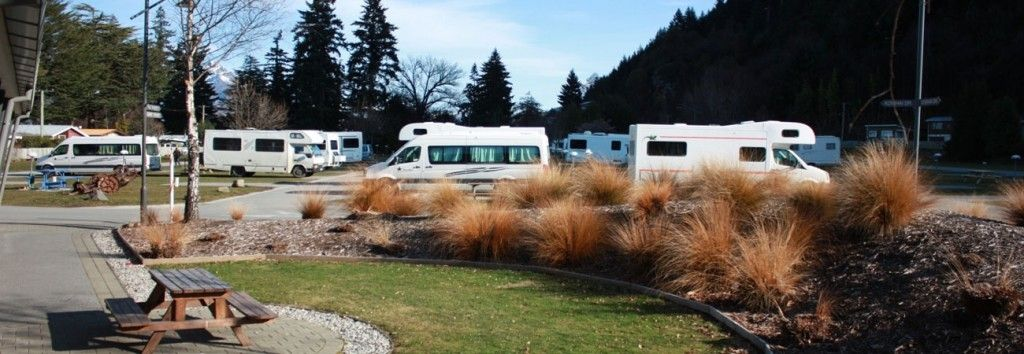 Queenstown Lakeview Holiday Park Powered Sites