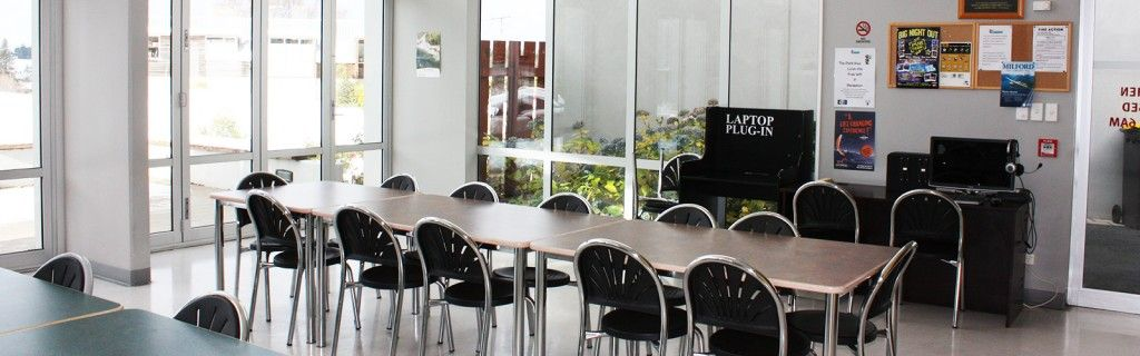 Modern conference facilities
